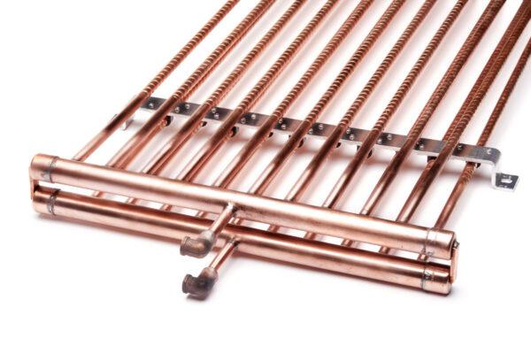 HX heat exchanger assemblies